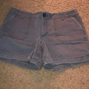 High Waisted Old Navy Mom Shorts